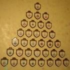 33 Crest araldici