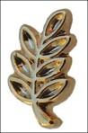 Spilla Acacia oro