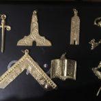 Set Gioielli cariche di loggia